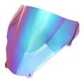ABS Windshield Windscreen Wind Shield Protector For Suzuki SV400 SV650 99-02 Iridium
