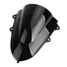 ABS Windshield WindScreen For Yamaha YZF R15 V3 17-19 Black