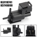 Emissions Vacuum Switch Solenoid Valve For Mazda 626 93-02 929 92-95 Millenia 95-02 MPV 92-98 MX-6 93-97  Black
