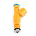 8PCS Fuel Injectors 0280155857 For Ford Crown Victoria 99-00 E-350 F-250 Super Duty 99 Yellow