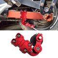 Universal Portable Adjuster Chain Tensioner Bolt On Roller Tool Red