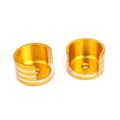 Rear Shock Absorbers Cap Guard Cover for Honda REBEL CMX 300 500 17-19 Gold