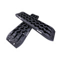 X-BULL 4GEN Recovery Tracks Traction Sand Snow Mud Track Tire Ladder 4WD Black