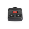 2PCS Remote Key Fob CWTWB1U345 For Ford Explorer Sport Trac 01-09 Flex 09-16 Focus 03-14 Freestar 04-07 Freestyle 05-07 Fusion 10-12
