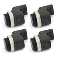 4X PDC Parking Sensor For BMW F10 F11 F18 F07 528i 535i 550i F13 F06 F01 E83 X5 Black