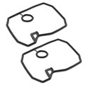 2x Valve Cover Gasket for Honda NT400 NT650 NTV650 NV400 VRX400 VT500C VT500F VT750DC2 Shadow XLV650 XRV750 XRV650 Africa Twin