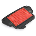 Air Filter Element for Honda CBR650F CBR650FA CB650F CB650FA 14-18 17210-MJE-D00 Red