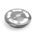 Billet Aluminum Hole Frame Plug Cap For Kawasaki EN650 VULCAN S 650 15-19 Titanium