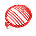 CNC Aluminum Headlight Guard Cover Protector for Honda CB650R 2019-2020 Red
