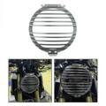 CNC Aluminum Headlight Guard Cover Protector for Honda CB650R 2019-2020 Titanium
