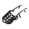 Rear Top Case Carrier Luggage Rack for Honda ADV 150 ADV150 19-21 Black