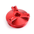 Engine Oil Filler Plug Cap Cover for BMW R1200R / LC 2010-2014 red