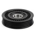 A/C Belt Adjuster Pulley 73131-FC000 For Subaru Baja Impreza Legacy Forester 2.5 Black