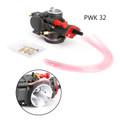 Super Performance KOSO OKO PWK 32mm Power Jet Carburetor Carb For Dirt Bike ATV Black