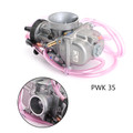 PWK35 35mm Air Striker Carburetor For YAMAHA Banshee YFZ350 Quad Vent ATV KDX200 TI