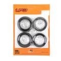 Fork Seal Wiper Kit for Kawasaki KL250 97-10 KZ550A KZ550C 80-83 EL250 88-94 EN450A 85-00 EN500A 90-96 EX500A 87-93 KZ750N 82-83