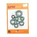 8pcs Engine Oil Seal Kit for Honda CR80R Expert 86-02 CR85R Expert 03-07