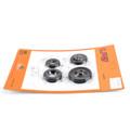Engine Oil Seal Kit Set for Honda XL100S 79-85 CRF100F 04-16 XR100 04-16 XR100 81-84 XR100R 85-03