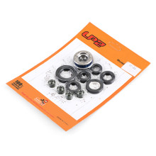 11pcs Engine Oil Seal Kit Set for Honda XL125V XLV125 01-10 VT125C Shadow 99-08