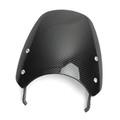 Windshield Windscreen Wind Defector protection For Ducati Scrambler 15-2018 CBN