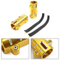 Guard Shock Front Fork Cover Pipe Protector for Honda Rebel CMX 300 500 17-19 Gold