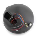 """6.5"""" LED Headlight Light Projector For Cafe Racer Bobber Custom Chopper White"""
