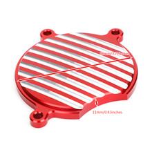 CNC Right Crankcase Cap Cover for Honda CMX 500/300 Rebel 2017-2019 Red