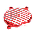 CNC Right Crankcase Cap Cover for Honda CMX 500/300 Rebel 2017-2019 Red