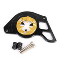 Front Sprocket Chain Guard Cover Left Side Engine for Honda MSX125 13-15 MSX125SF 16-19 Gold