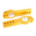 Rear Fork Adjuster Frame Expandable for Honda MSX125 13-15 MSX125SF 16-19 Gold
