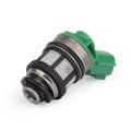 1pcs Fuel Injectors For Nissan Frontier 2.4L 98-04 Xterra 00-04 Pickup 96-97 Green