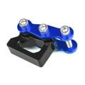 Rear Shock Absorber Adjuster Heightening Regulator Kit for Yamaha LC150 Exciter150 Blue