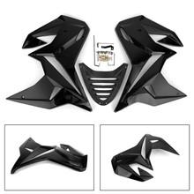 Cover Full Vehicle Board Protection Under Spoiler for Honda MSX125 2013-2015 Black