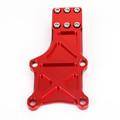 Engine Guard Bracket Fixed Fastening for Honda MSX125 Grom 13-15 MSX125SF Grom 16-19 RED