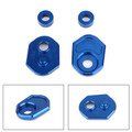 Aluminum Turn Signals Indicator Adapter Spacers for Honda MSX125 13-15 MSX125SF 16-19 Blue