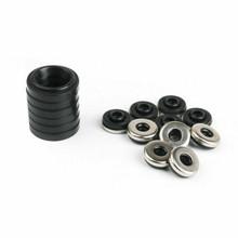 Genuine OEM Valve Cover Gasket Set 12030-RCA-A01 LeftL&Right Fit For Acura MDX RL TL 03-09 Black