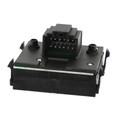 9L3Z-15B691-AA Power Sliding Window Console Switch Fit For Ford F150 F250 F350 Black