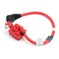 Positive Battery Cable FIT for BMW 1 Series 528i 535d 11-16 535i 550i 640i 10-18 640i 13-18 61129217036 Red