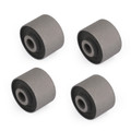 4pcs Radius arm bush Fit For Nissan Patrol GQ Y60 GU Y61 54560-01J00 Black