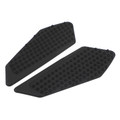 Tank Traction Pad Side Gas Knee Grip Protector Fit For Honda CB650F CBR650F 14-17 Black