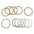 Clutch Plate Kit Fit For Honda CRF150 CRF150F 03-05 CRF230 CRF230F 03-17