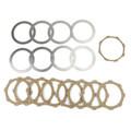 Clutch Plate Kit Fit For Honda VFR400 NC21/24 85-88 VF500C Magna V30 84-85 VF500F Interceptor 84-86