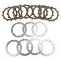 Clutch Plate Kit Fit For Yamaha TDM850 91-95 XJ900 31A Diversion 83 XJ900 Diversion 86-92 XTZ750 Super Tenere 89-95