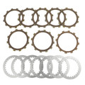 Clutch Plate Kit Fit For Yamaha XT550 5Y3 XT550J 1982