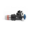 8PCS Fuel Fuel Injectors 12580681 Fit For GMC Envoy 04-05 Sierra 1500 Yukon XL 2500 07-09 Chevrolet SSR 05-06 Suburban 2500 07-09 Black