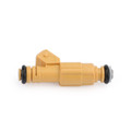 1 pcs Fuel Injectors Fit For Volvo S70 S90 Base Sedan V70 V90 Base Wagon 98 850 Base Sedan Wagon GLT Sedan Wagon 95 Yellow