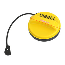 Fuel Cap Fits For Land Rover Discovery 3 LR3 4 LR4 5 Range Rover Sport Yellow