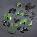 Fairing Kit Fits for Kawasaki Z900 (2017-2019) Green