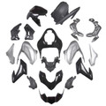 Fairing Kit Fits for Kawasaki Z900 2017-2019 Silver Black
