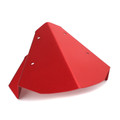 Windshield Windscreen Fit For Honda CB650R 19-20 Red